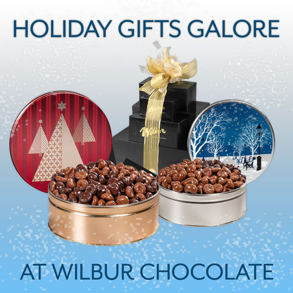 Holiday Gifts Galore at Wilbur