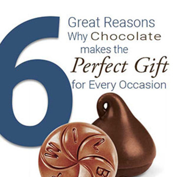 6 Great Reasons Why Chocolate Makes the Perfect Gift for Every Occasion