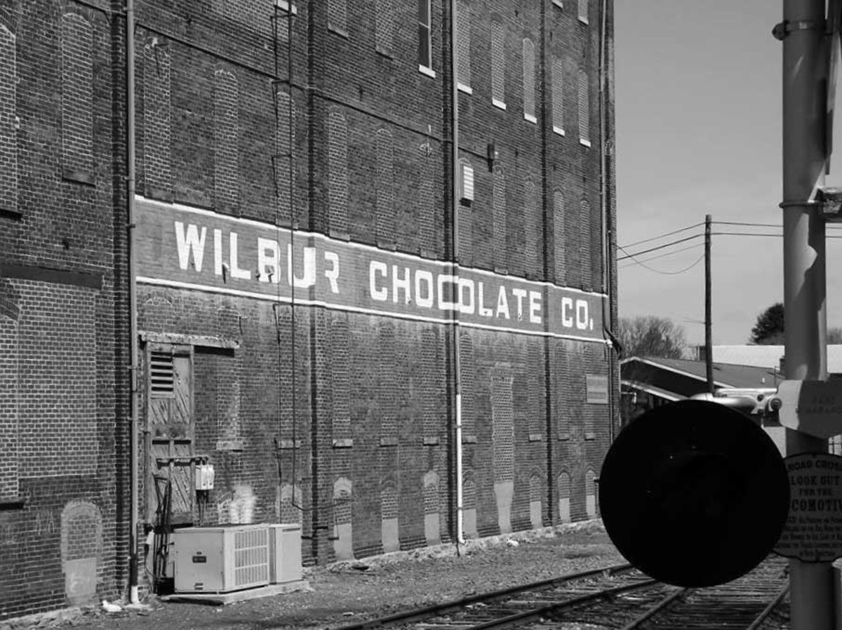 The Revitalization of the Old Wilbur Factory
