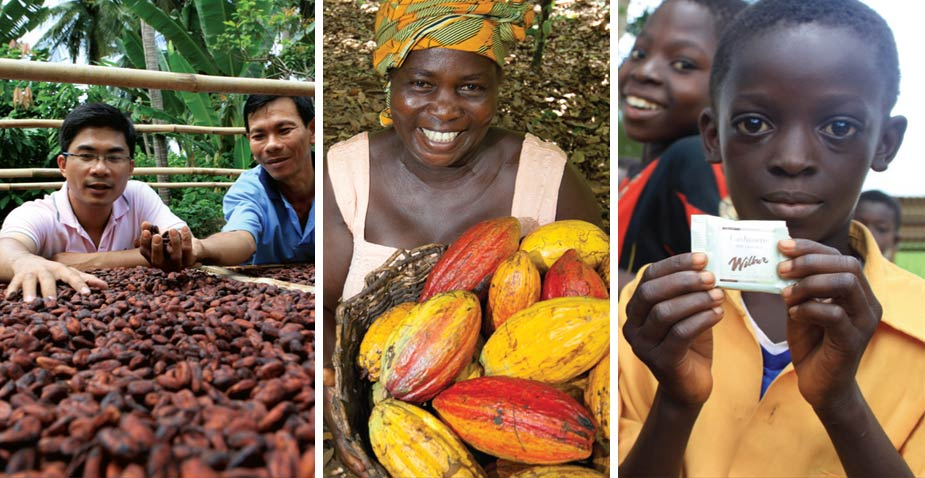 The Cargill Cocoa Promise